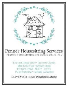 House Sitting Services