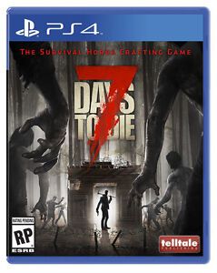 7 Days To Die Physical Version Playstation 4 Cambridge Kitchener Area image 1