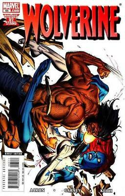 Wolverine #65, Mystique, NM 9.4, 1st Print, 2008 Flat Rate Shipping-Use Cart