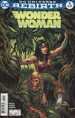 Wonder Woman Vol. 5 (2016-Present) #5