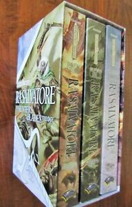~~ The HUNTER'S BLADE Trilogy ~~  Boxed Set by R.A. SALVATORE