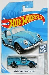 Hot Wheels 1/64 '49 Volkswagen Beetle Pickup Diecast Car