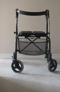 Nexus Rollator II walker