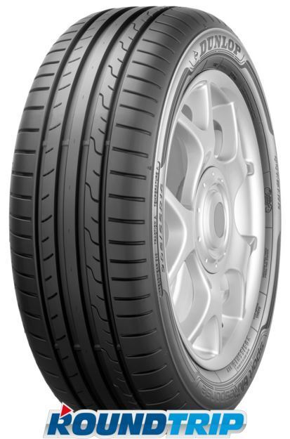 2x Dunlop Sport Bluresponse 225/55 R16 95V
