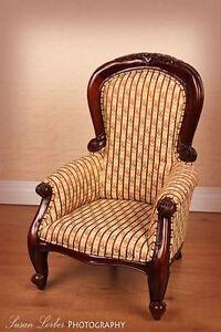 Miniature Grandfather Chair
