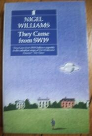 3 books by Nigel WILLIAMS