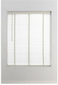 White Wooden Venetian Blinds. Brand New