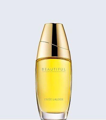 Estee Lauder Beautiful Eau De Parfum Floral Perfume Spray 2 5 Oz New Unboxed