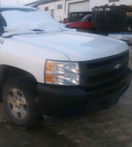 2004 chevy 3500 front bumper
