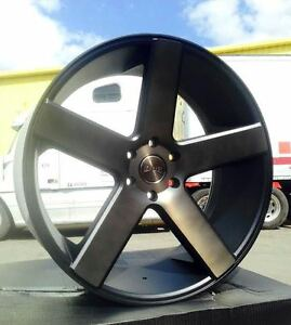 "BRAND NEW 22"" DUB Baller Rims! 6x135 AND 6x139 bolt pattern!"