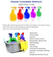 HouseCleaning Saugeen Shores Area