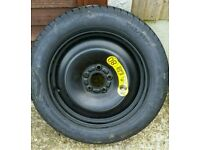 125/85 R16 space sever steel wheel good condition