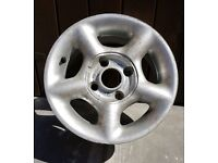 FORD RS Cosworth style genuine alloy wheels