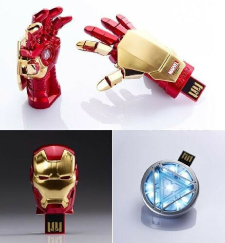 Iron-Man-Hand-Model-USB-2-0-Flash-Memory-pen-Drive-Stick-4GB-8GB-16GB-32GB-32G