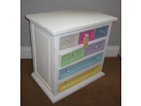 Small 7 drawer chest