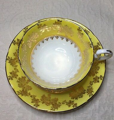 Royal Grafton ~ Fine English Bone China ~ Tea Cup And Saucer Set