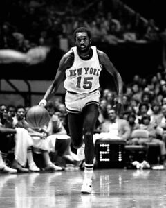 New York Knicks EARL MONROE Glossy 8x10 Photo NBA Basketball Print Poster