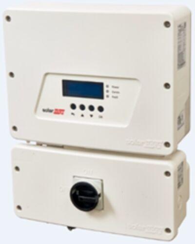 Solaredge, Se6000h, Hd Wave, Grid Tie Inverter