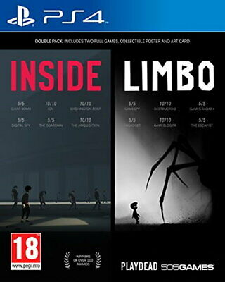 Inside-Limbo Double Pack (PS4)