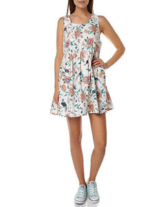 ELEMENT HEAVENLY WOMENS DRESS - ANTIQUE