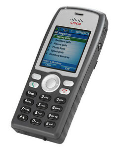 Cisco 7925G Unified Wireless IP Phone (CP-7925G-A-K9=)