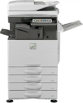 Multifunzione a colori Sharp MX-3550N stampante scanner di rete e fotocopiatrice