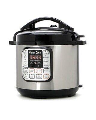 Pentola a pressione elettrica programmabile Multicooker 1000w