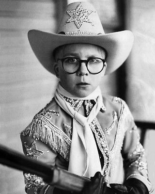 1983 RALPHIE Peter Billingsley A Christmas Story Glossy 8x10 Photo Poster Print