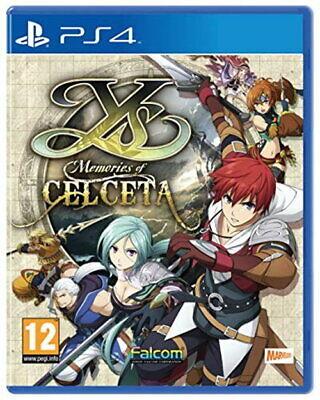Ys Memories of Celceta (PS4)