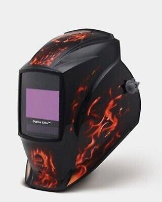 Miller Genuine Digital Elite Inferno Welding Helmet - 257217