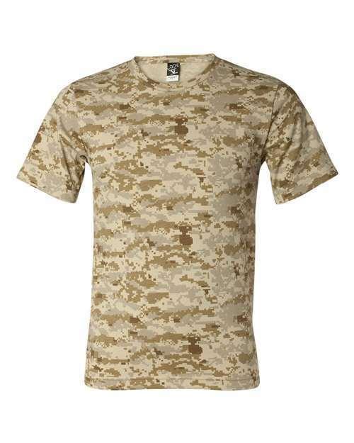 Men's Camo short sleeve T-Shirt 6 patterns Sm To 4x 4