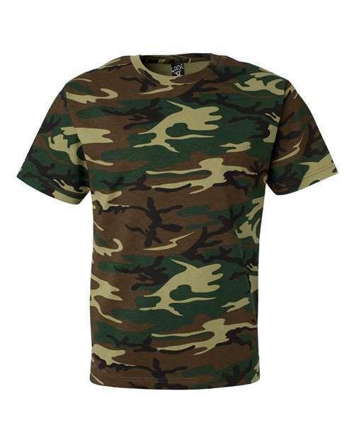 Men's Camo short sleeve T-Shirt 6 patterns Sm To 4x 2