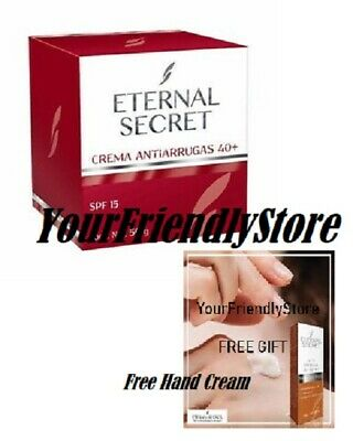 Hand Wrinkle Cream (ETERNAL SECRET 40+ ANTI WRINKLE CREAM  SPF 15 Free Hand Cream & Free Shipping )