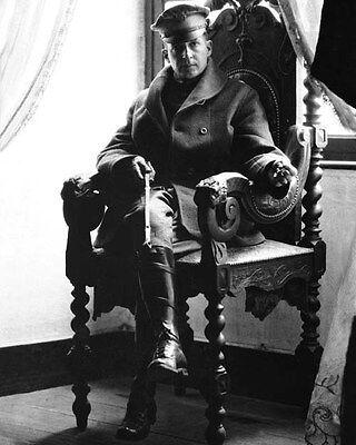 1918 General DOUGLAS MACARTHUR Glossy 8x10 Photo Army Military Print World War I, used for sale  Savage