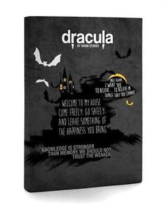 Dracula Hard Cover Notebook by Johann Wolfgang von Goethe (Paperback, 2015)
