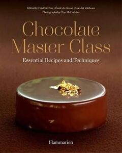 Chocolate Master Class  BOOKH NEW