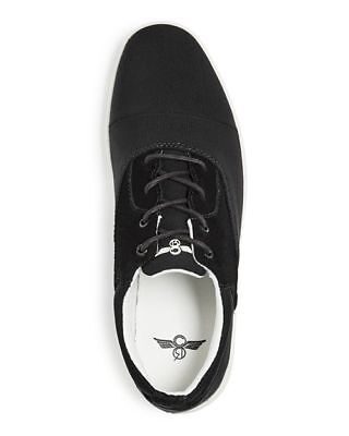 New Creative Recreation Men's Masella Lace Up Shoes Sneakers Size 9 Black