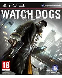 Watch dogs ( sous blister )