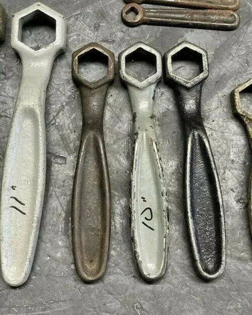 Southbend lathe Tailstock Wrench's