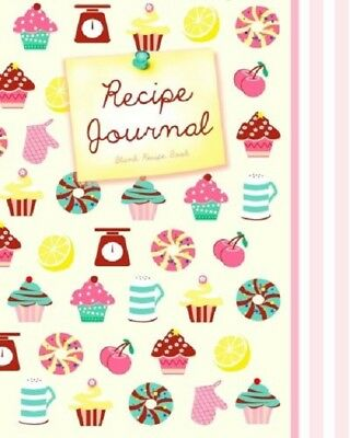 (Sweet Blank Recipe Cookbook Book Journal Diary My Favorite Family Recipes )