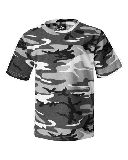 Men's Camo short sleeve T-Shirt 6 patterns Sm To 4x 6