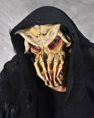 Zagone Studios NIGHTMARE ON BELMONT AVE MASK Halloween Costume Collection New - Zagone Studios Halloween Masks