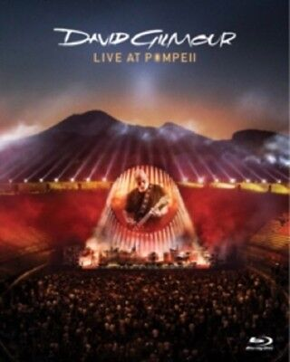 David Gilmour Live at Pompeii 2017 Reg B Blu-ray (Pompeii 2017)