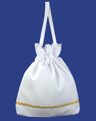 Communion White Bag Torebka Komunijna Special Occasion Bag, używany na sprzedaż  Wysyłka do Poland