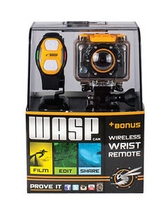 WASP Cam Great Alternative to GoPro