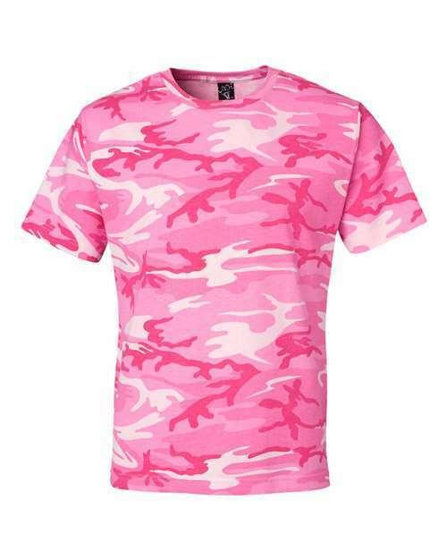 Men's Camo short sleeve T-Shirt 6 patterns Sm To 4x 3