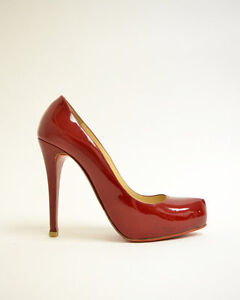 Christian Louboutin Snipped Toe