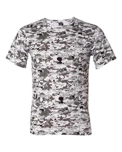 Men's Camo short sleeve T-Shirt 6 patterns Sm To 4x 5