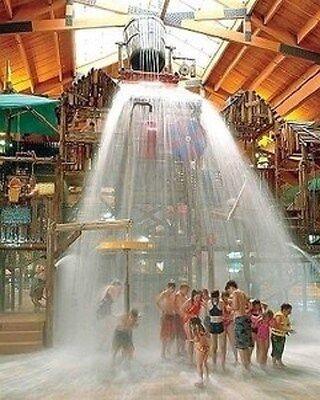 Glacier Canyon Wisconsin Dells  October 14 19  2 Bedroom  Vacation Waterpark