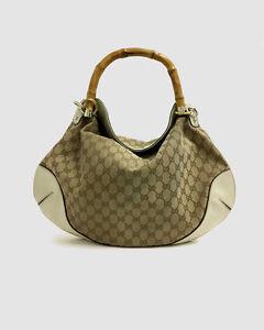 Gucci Bamboo Handle Peggy Bag